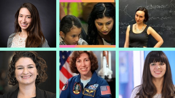 6 Amazing Latina Women In STEM