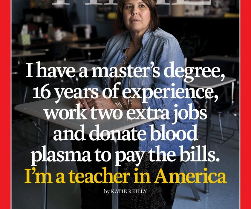 What Is It Going To Take To Pay Teachers What They Are Worth?