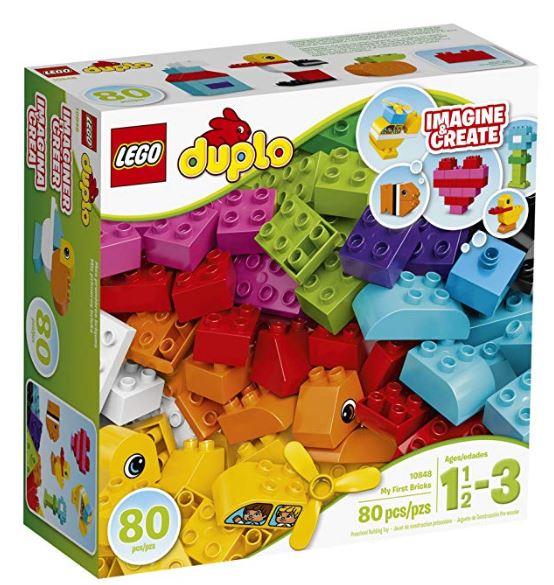 Lego Duplo bricks