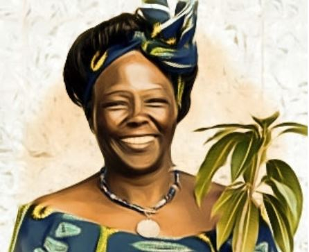 Dr. Wangari Muta Maathai