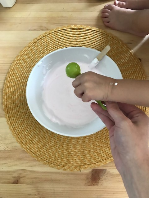 How to Make Butter Slime - Step 4