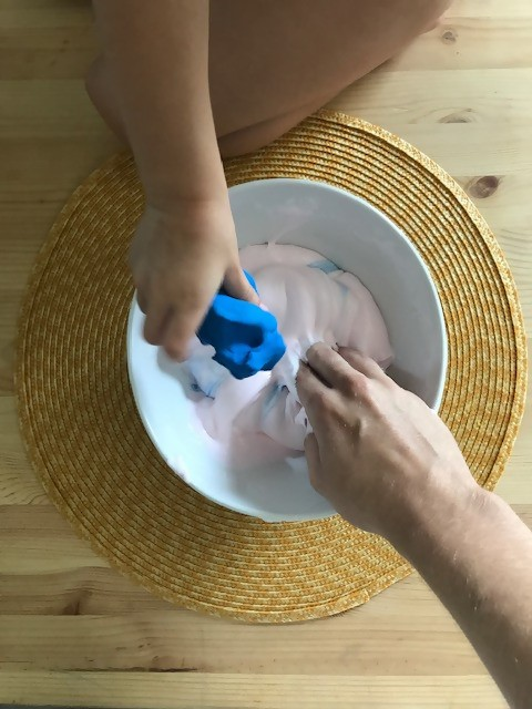 How to Make Butter Slime - Step 5