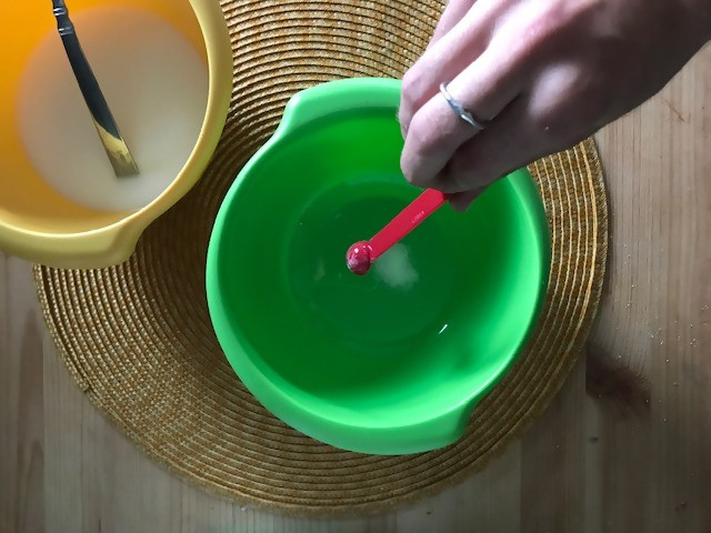 How to Make Fluffy Slime - Step 2