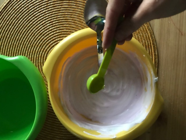 How to Make Fluffy Slime - Step 3