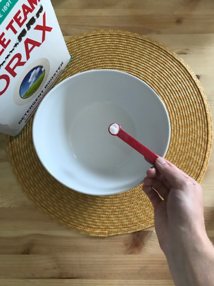 How to Make Butter Slime - Step 2