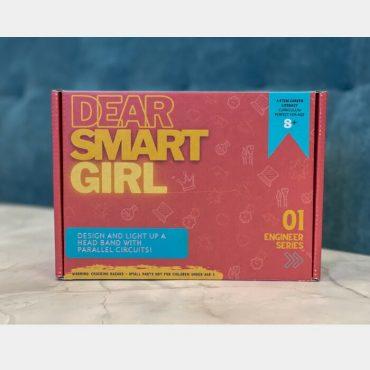 Box of the Electrical Engineer Dear Smart Girl STEM kit